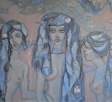 Daughters of Neptune by Zlata Privedentseva