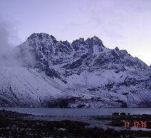 Gokyo Lakes Nepal 2006 by Paul Baker