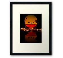 Come Fly With Us !!! Framed Print