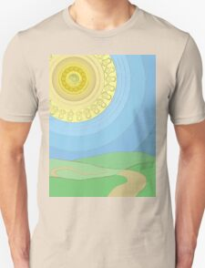 The Sun of God Unisex T-Shirt