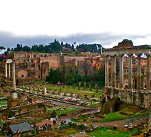 The Forum by Hughsey