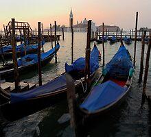Venice Dawn by jasonrow