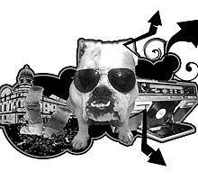 BRITISH BULL DOG by fatdad