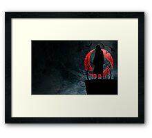 POSTER - Itachi Framed Print