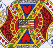 Jack Haring Sticker