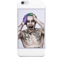 Joker by Jared Leto iPhone Case/Skin