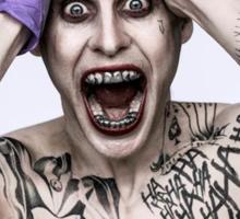 Joker by Jared Leto Sticker