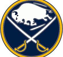 Buffalo Sabres Logo by miscojones