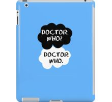 Doctor Who - TFIOS iPad Case/Skin