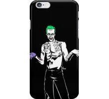 Jared Leto's Joker - Suicide Squad iPhone Case/Skin