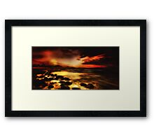 Second Chance 2 Framed Print