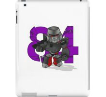 old megatron as a fiero iPad Case/Skin