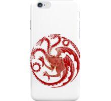 Daenerys Targaryen, Mother of Dragons, Sigil iPhone Case/Skin