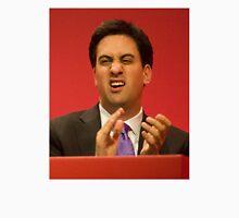 ed miliband about to sneeze Unisex T-Shirt