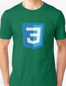 Silicon Valley - CSS3 Logo Unisex T-Shirt