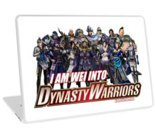 Dynasty Warriors I am WEI into Dynasty Warriors Laptop Skin