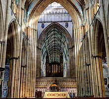 Down the Minster by collpics