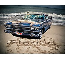 ocean drive Photographic Print
