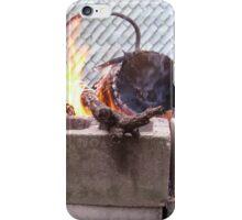 blaze iPhone Case/Skin