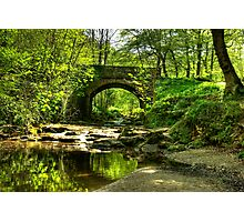The Bridge at May Beck Photographic Print