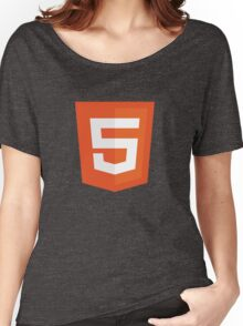Silicon Valley - HTML5 Logo Women's Relaxed Fit T-Shirt