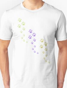 Pawprint T-Shirt Unisex T-Shirt