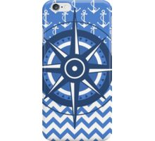 Captain's Compass iPhone Case/Skin