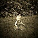Portrait of a girl by zandria
