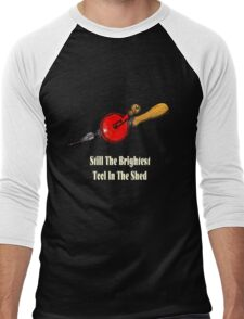 Still the brightest tool in the shed handdrill Men's Baseball ¾ T-Shirt