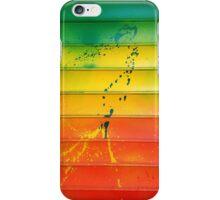 RaiNBoW SpLasH iPhone Case/Skin
