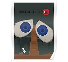Wall-E Poster Poster