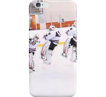 Figure Skating Goalie iPhone Case/Skin