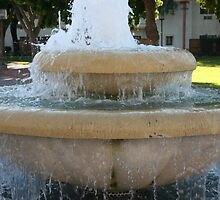 Flowing Fountain by Susannah Stapp