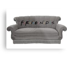 Friends (1994-2004) - Tv Show Metal Print