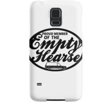 Empty Hearse Samsung Galaxy Case/Skin