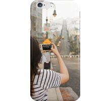 Exploring the City iPhone Case/Skin