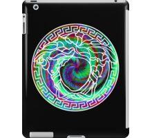 Versace swirl dye iPad Case/Skin