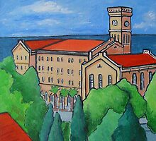 American University of Beirut by nancy salamouny