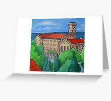 American University of Beirut Greeting Card