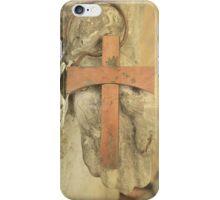 Cross In Hand iPhone Case/Skin