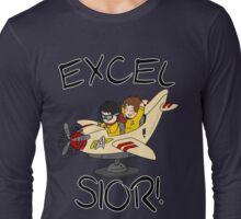 Excelsior~! Long Sleeve T-Shirt