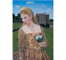 Medieval Girl III Photographic Print