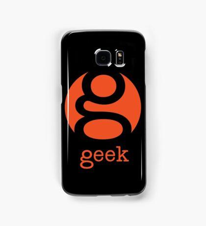 Geek Samsung Galaxy Case/Skin