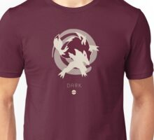 Pokemon Type - Dark Unisex T-Shirt