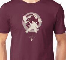 Pokemon Type - Dark Unisex T-Shirt