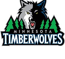 Minnesota Timberwolves by Enriic7