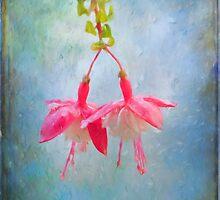 Painted Fuschia by KathleenRinker