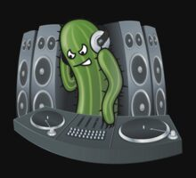 DJ Cactus by krddesigns