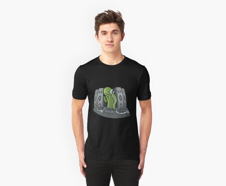 DJ Cactus by krddesigns