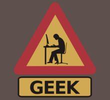 Geek Sign Kids Clothes
